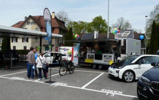 Goldenberger Elektro AG: 30 Jahre Jubiläum Sylvia und Christian Goldenberger