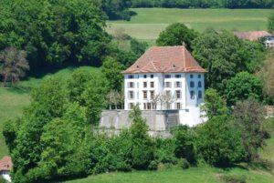 Elektro-Installationen Schloss Rued – Goldenberger Elektro AG
