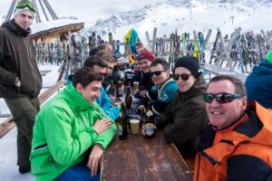 Ski-Weekend 2018 in Arosa - Goldenberger Elektro AG